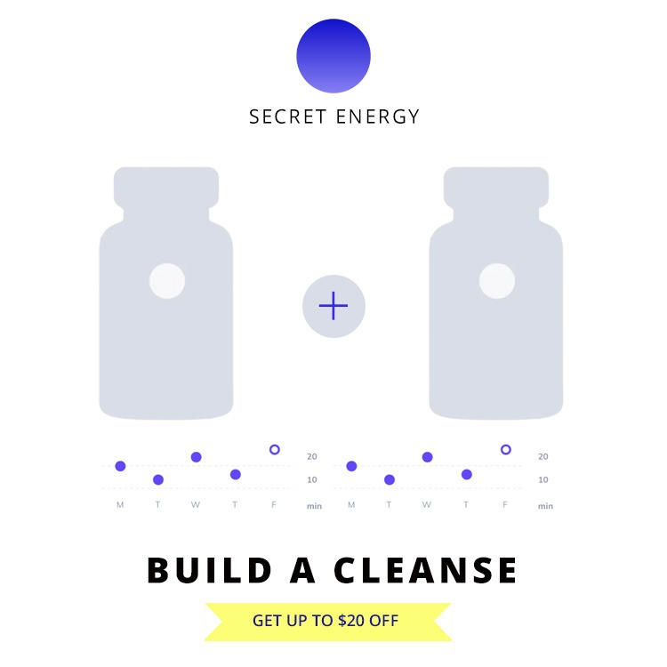 Build a regimen cleanse 20
