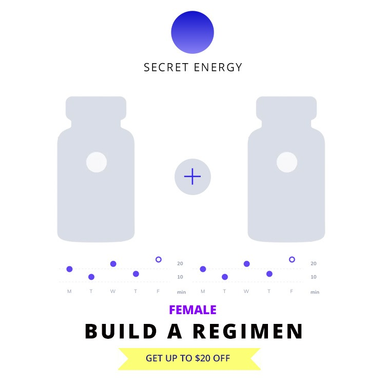 Build a regimen female 20