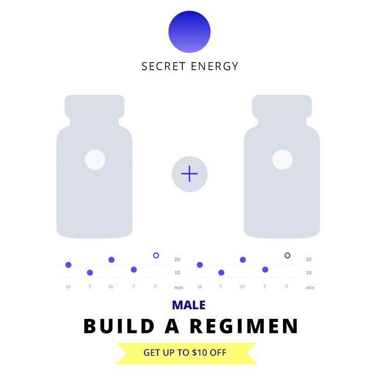 Build a regimen male 10